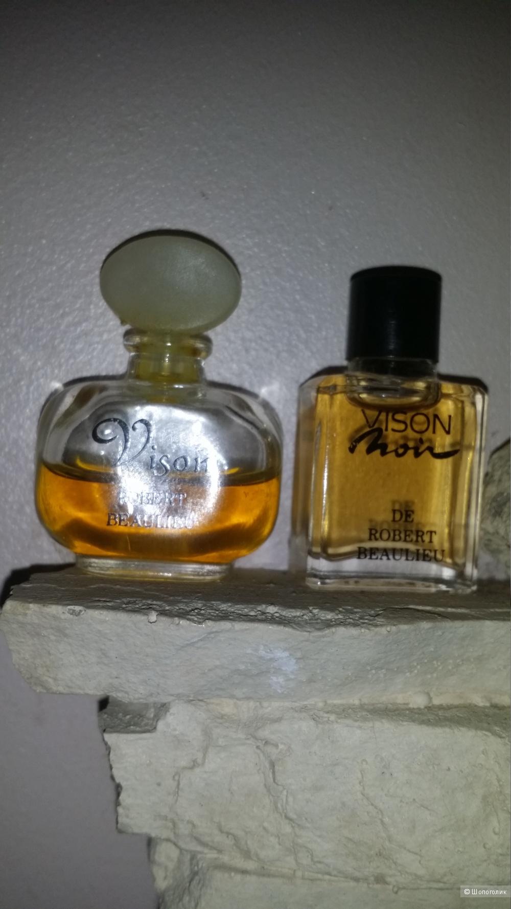 Духи, сет из 2  ароматов Robert Beaulieu, флаконы по 2 мл.