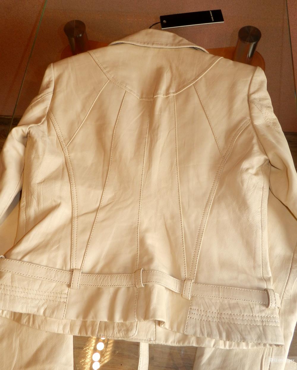 Кожаная куртка VERO MODA 46-50