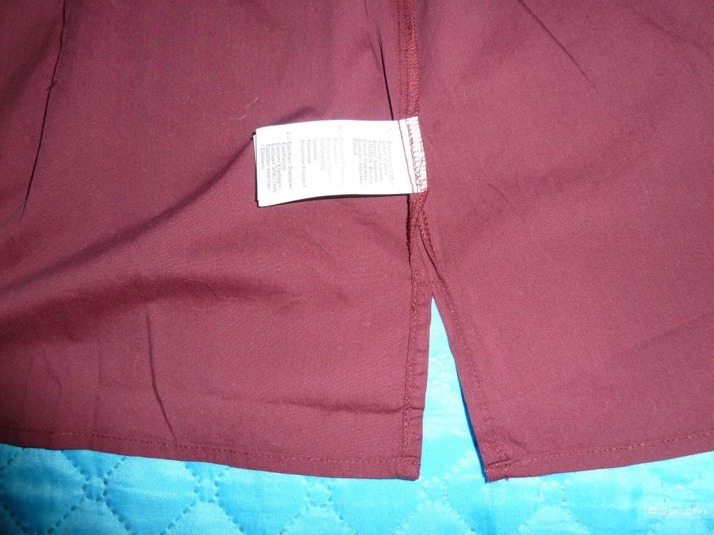 Женская  рубашка, размер 44 евр.,полный 50