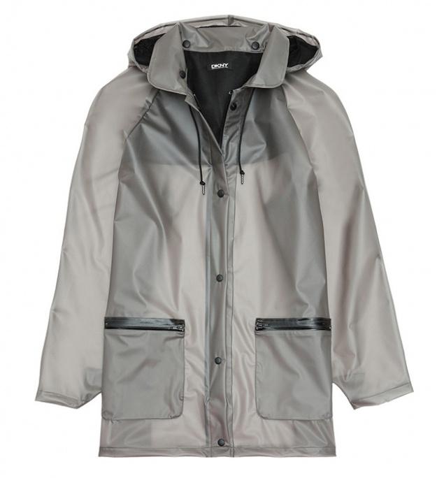 Плащ-дождевик DKNY, размер 42-48