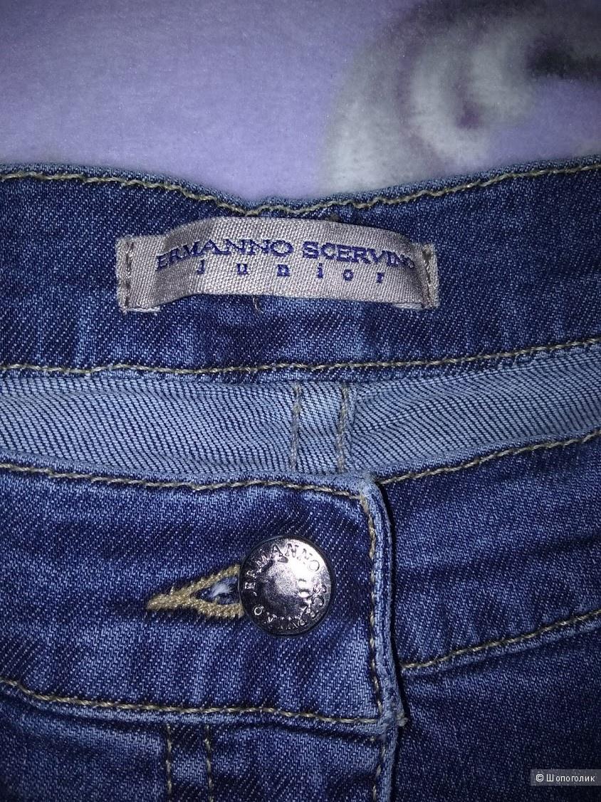 Джинсы Ermanno Scervino, на размер 25-26