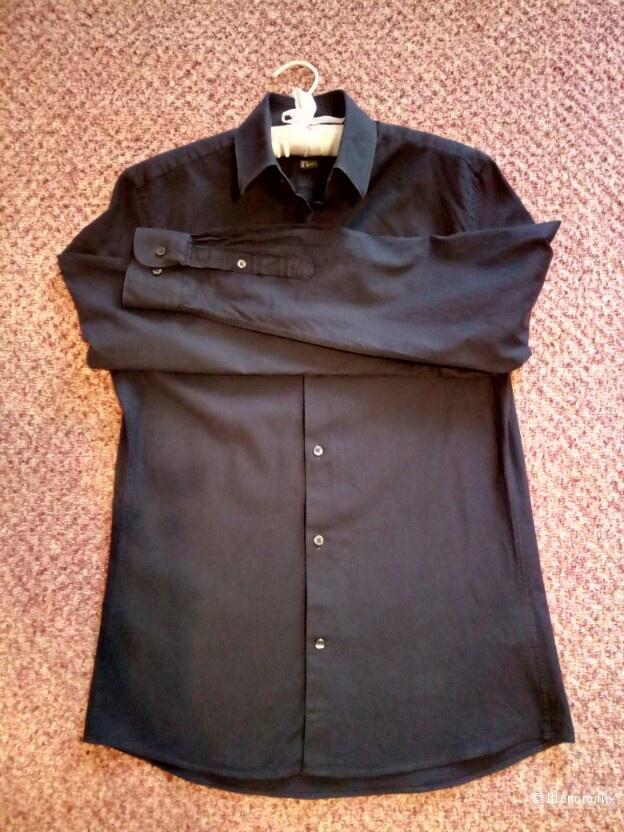 Рубашка H&M линейки Premium Cotton, размер S