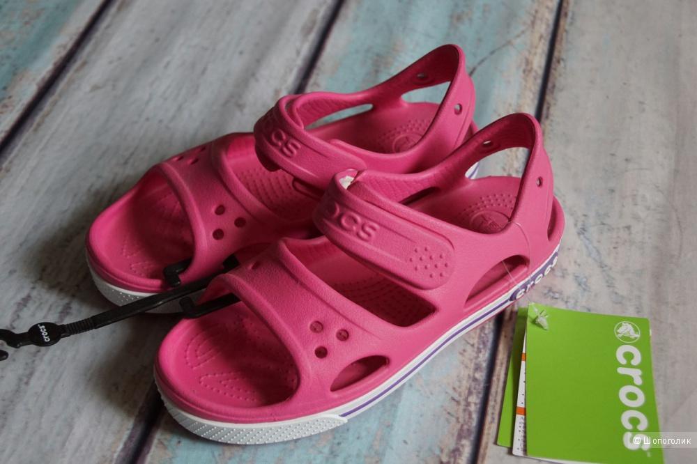 Сандалии Crocs J3