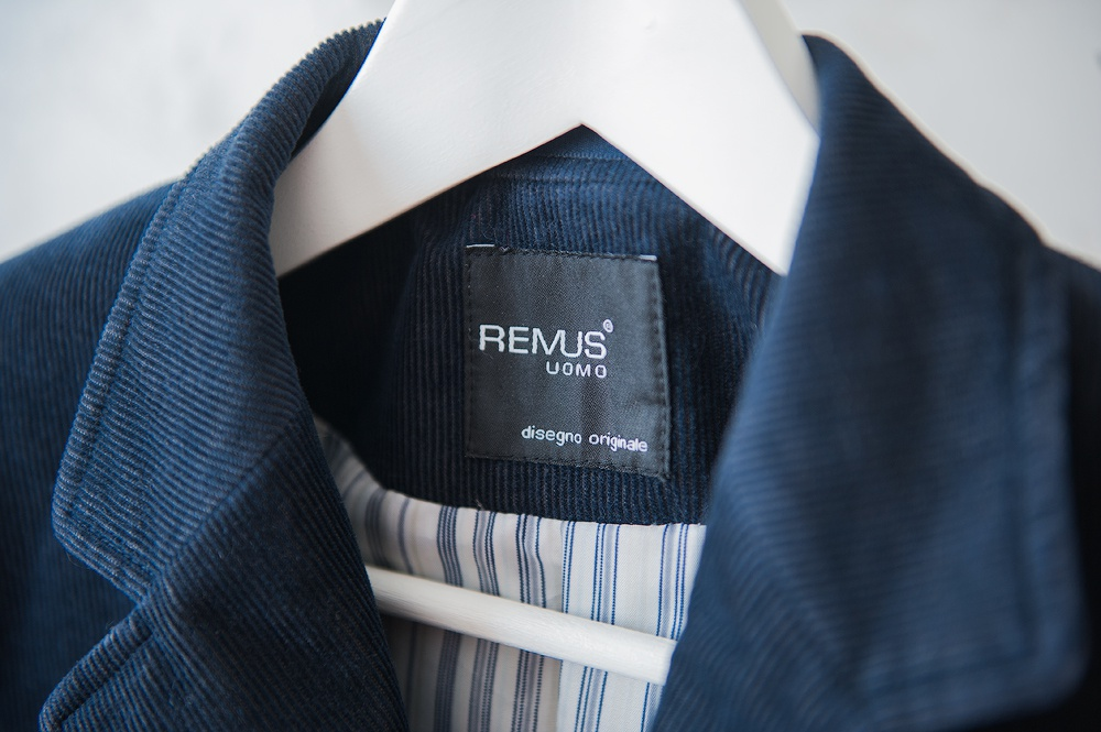 Мужской пиджак-бушлат Remus Uomo р.50