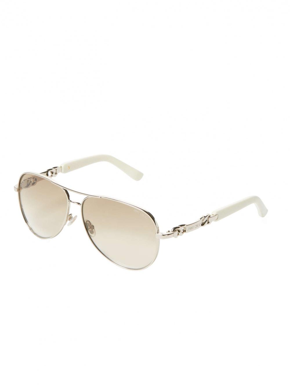 Солнцезащитные очки-авиаторы Jimmy Choo