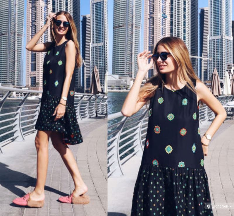Платье Kenzo for H&M, 36 размер