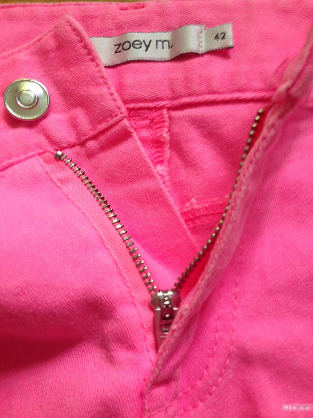 Джинсовые шорты Zoey M., р.42 на р.50+