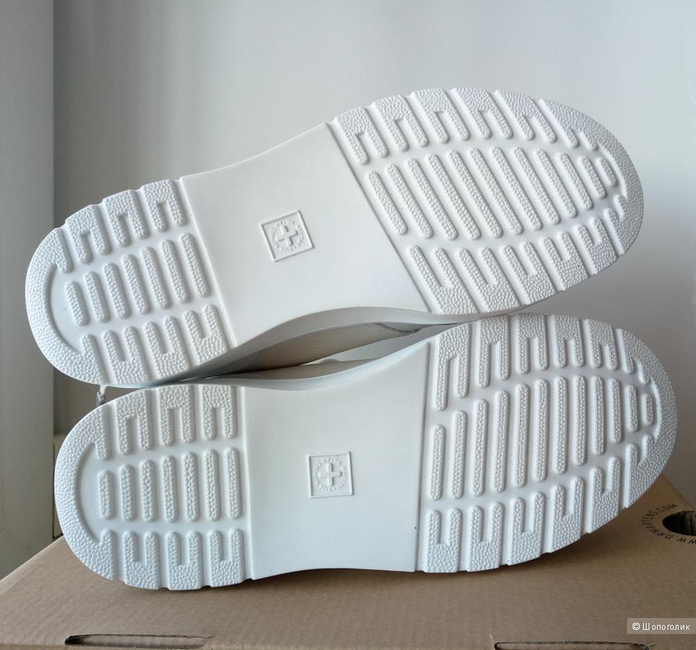 Высокие ботинки DR. MARTENS 38/ 5 uk/ 25 см