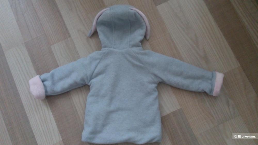 Куртка ergee размер 12/18