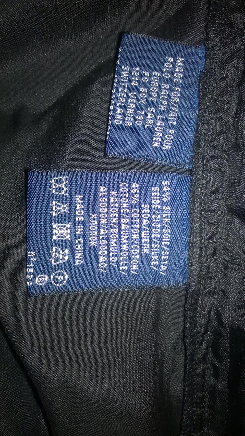 Легкие брюки Ralph Lauren 8р