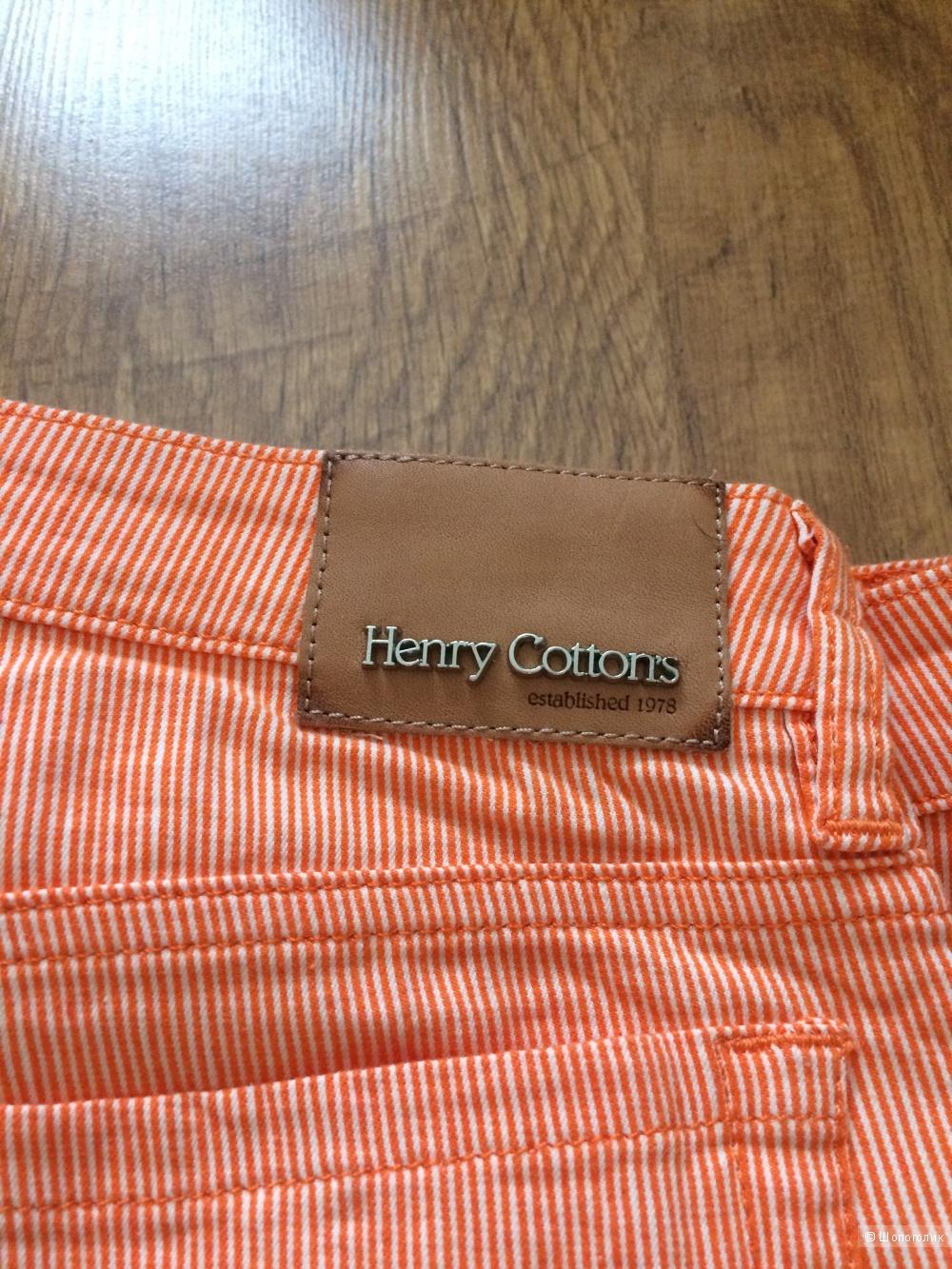 Джинсы Henry Cottons р.46-48
