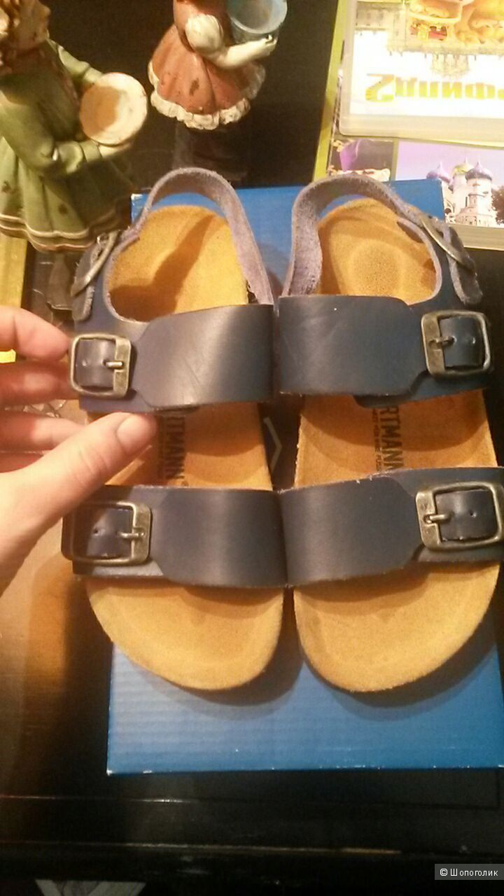 Детские сандалии Ortmann, 30