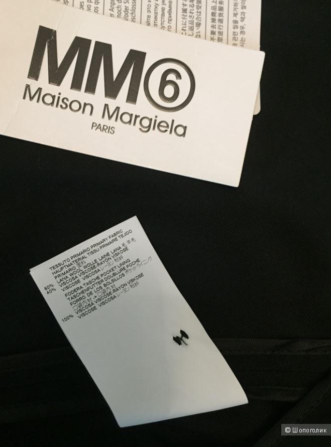MM6 MAISON MARGIELA пиджак р.40ру.