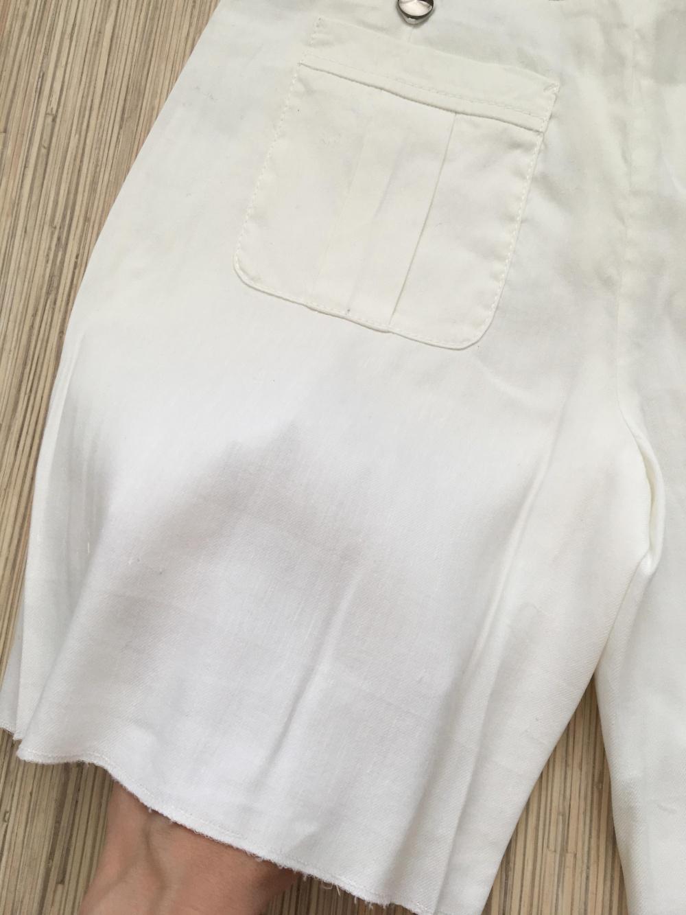 Льняные шорты Laurel, размер 44