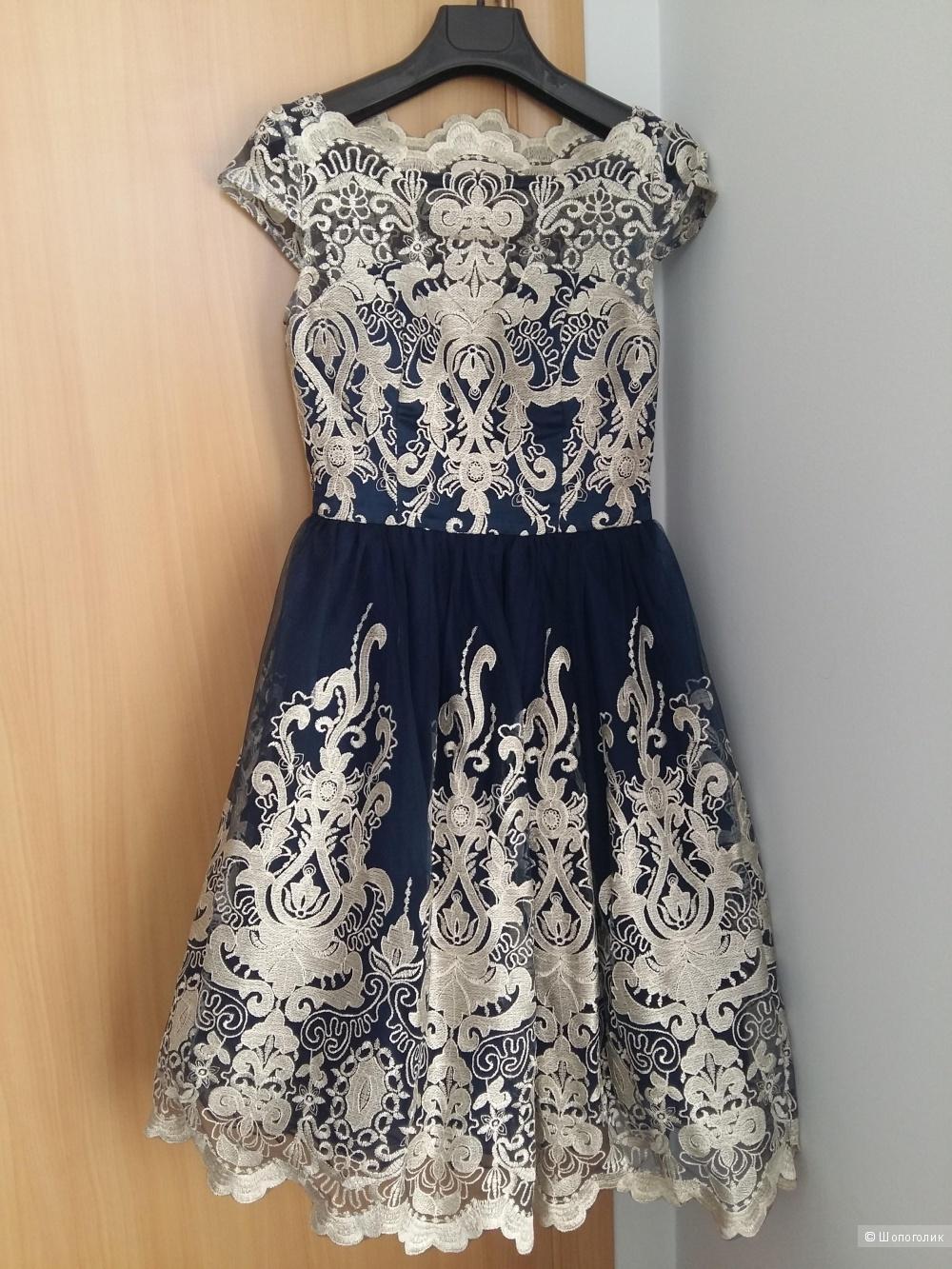 Платье Chi Chi London Premium размер 10UK