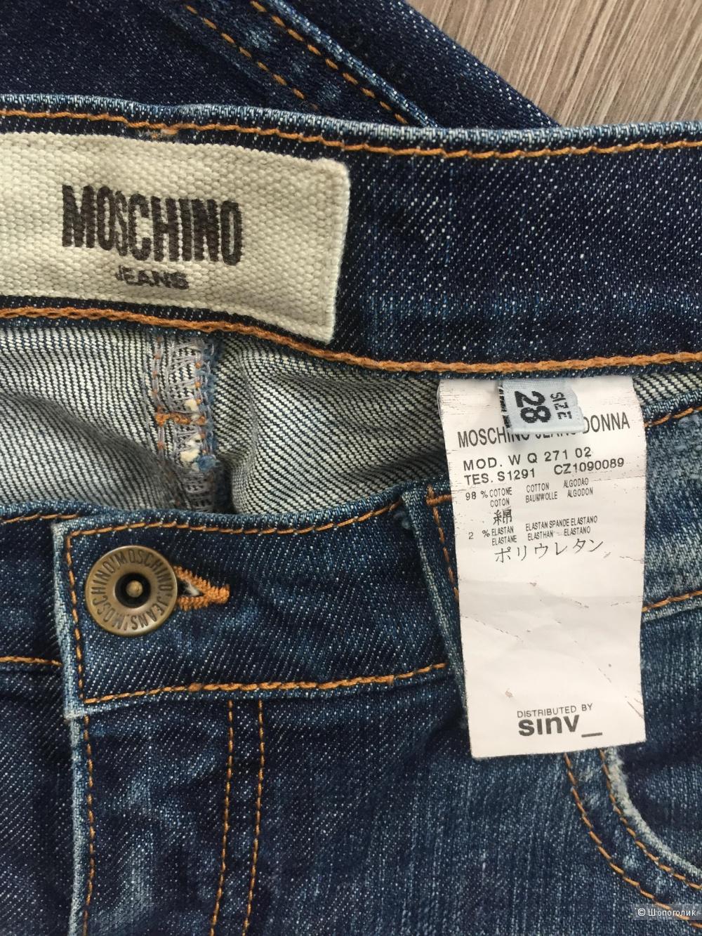 Джинсы Moschino, 28 размер