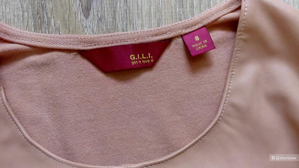 Топ G.I.L.I, размер US 6, 8
