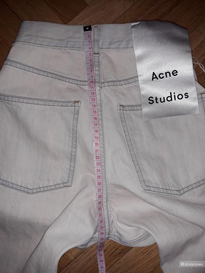 Джинсы ACNE STUDIOS, размер 25/32