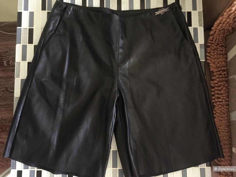 Кожаные шорты Twin-Set размер S