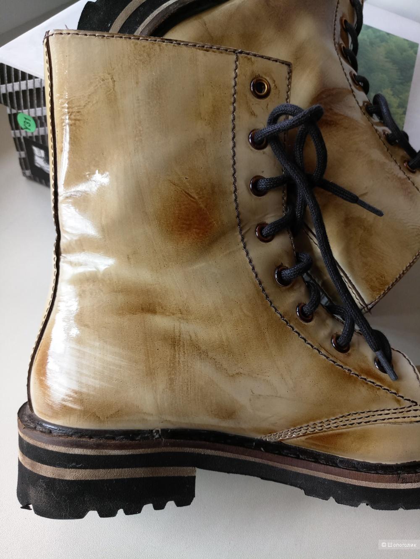 Высокие ботинки Lumberjack размер 39