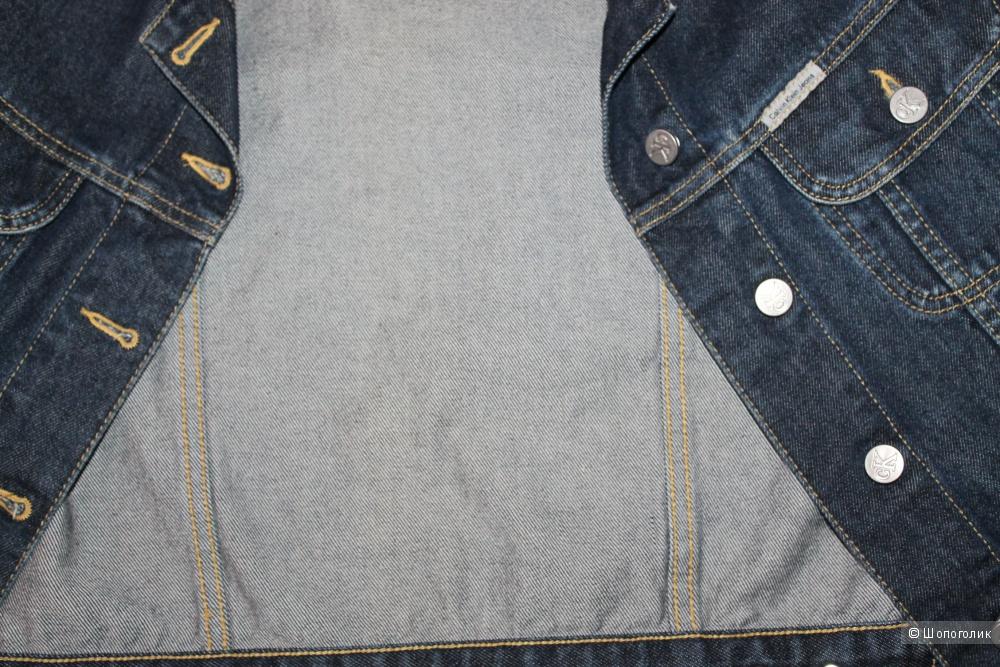 Джинсовая курта Calvin Klein, размер М