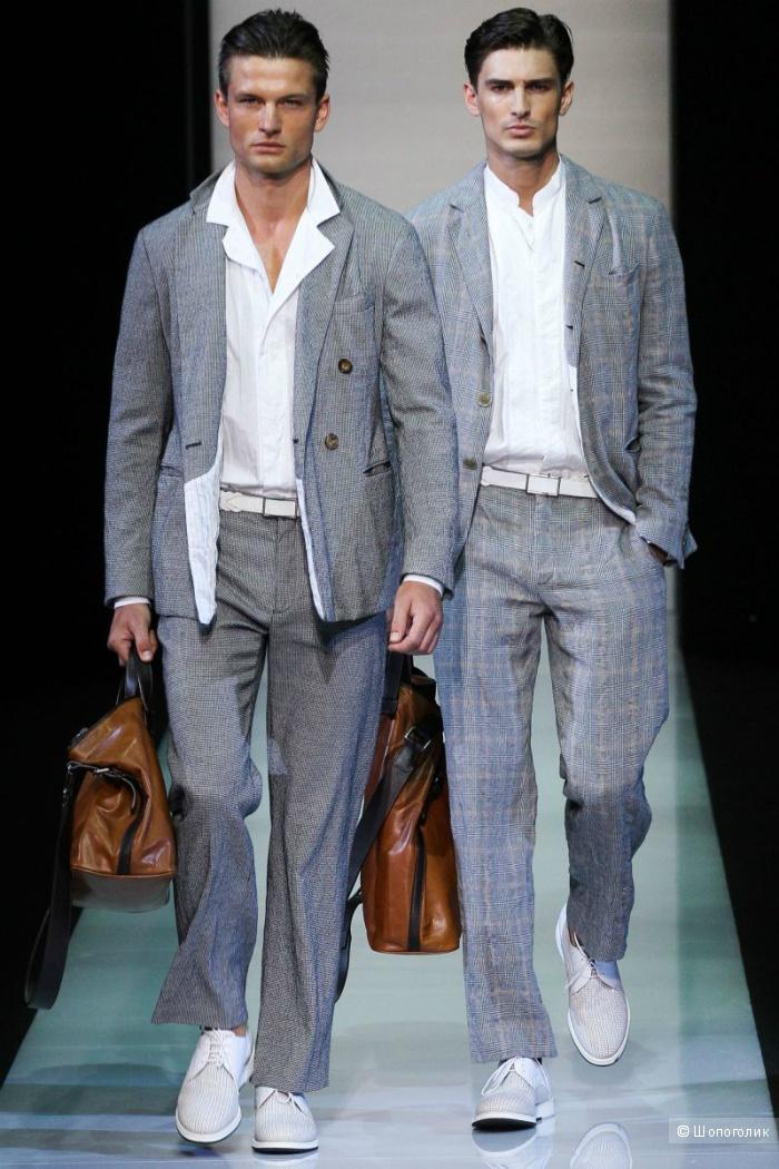 Пиджак мужской donatto, размер 50