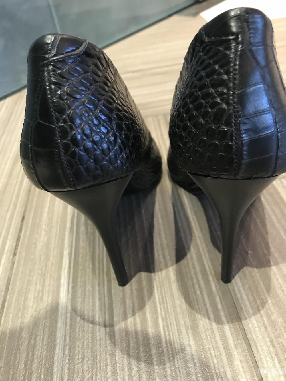 Кожаные туфли лодочки Bibilou 40 RU