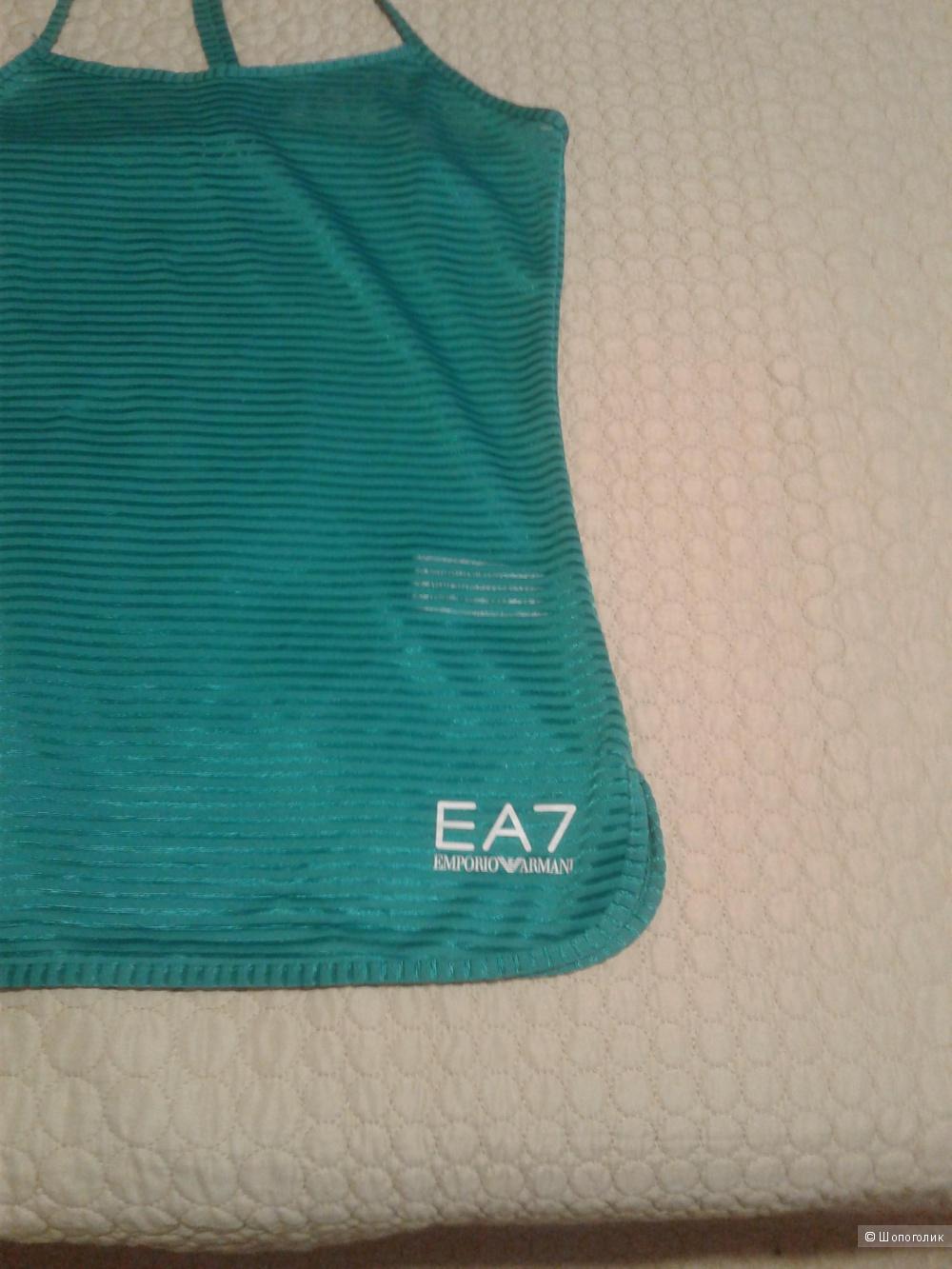 Майка Armani EA7 маркировка М