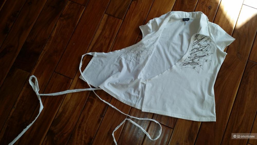 Блузка ARMANI JEANS, 44-46 размер