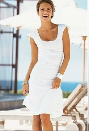 Платье-сарафан из льна  Fassiaon, размер 46-48