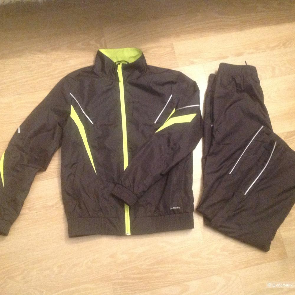Спортивный костюм Demix, рост 146
