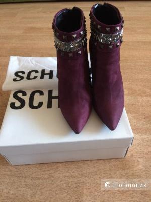 Полусапоги, ботинки Schutz, размер 38
