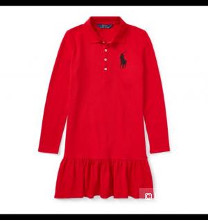 Платье Ralph Lauren для девочки ХL (16) 158-162