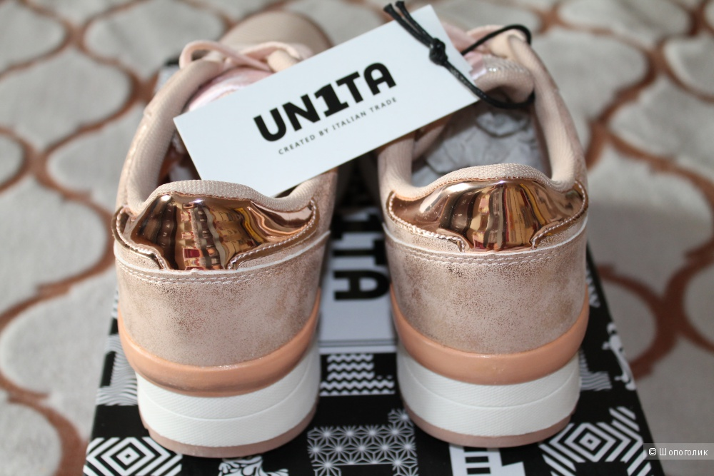 Кроссовки UN1TA 36