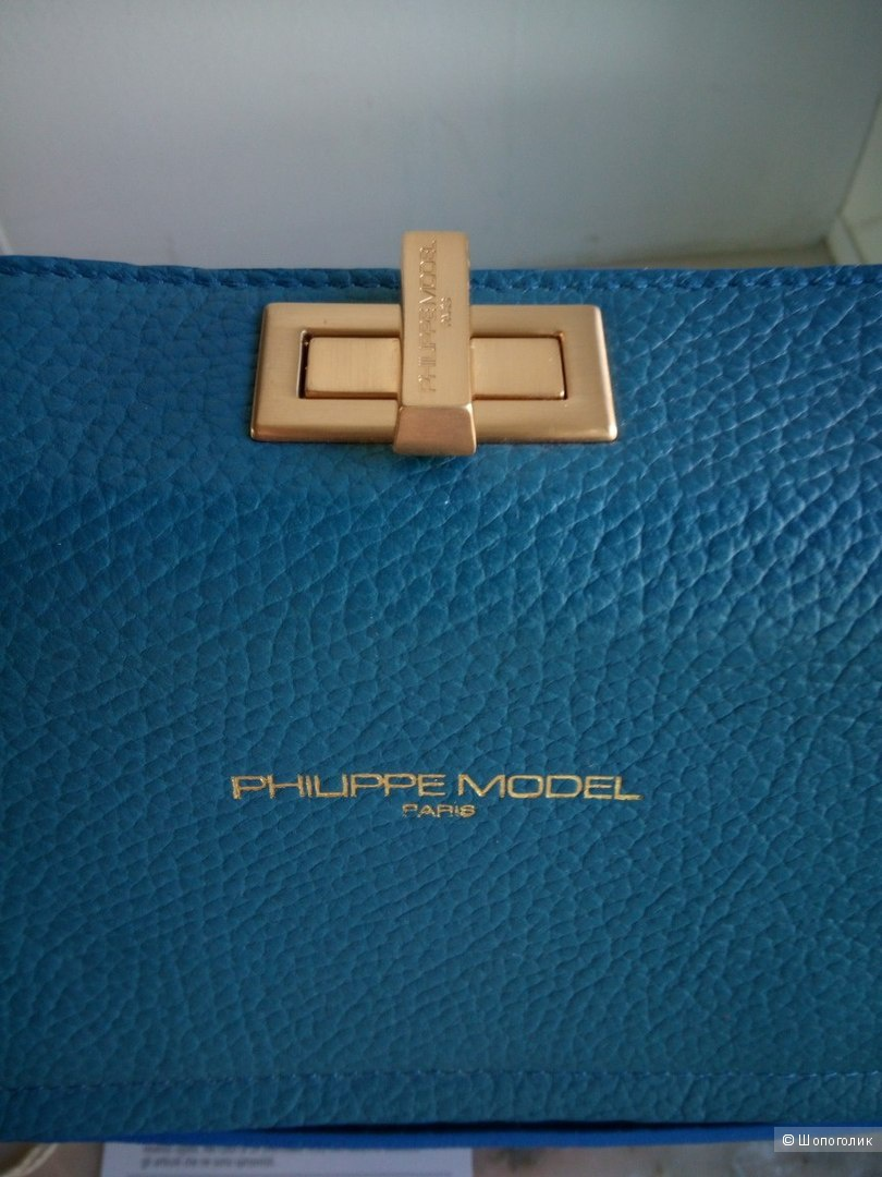 Клатч PHILIPPE MODEL.