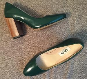 Туфли Clarks, размер 38,5-39