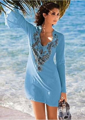 BODYFLIRT пляжное платье туника размер 34
