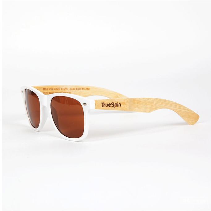 Солнцезащитные очки TrueSpin Bamboo,унисекс.