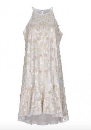Платье DIANE VON FURSTENBERG, 50 (Рос. р-р), диз.:12 (US). На рос. 50
