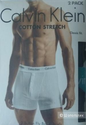 Трусы Calvin Klein, размер M, 2 шт.