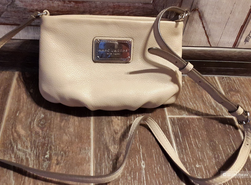 Сумка Marc Jacobs Leather Pouch Crossbody
