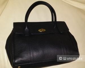 Кожаная сумка Joias