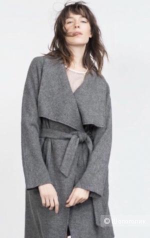 Пальто Zara размер 44-46