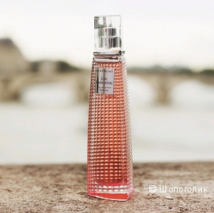 Парфюмерная вода  Givenchy Live Irresistible 75 мл