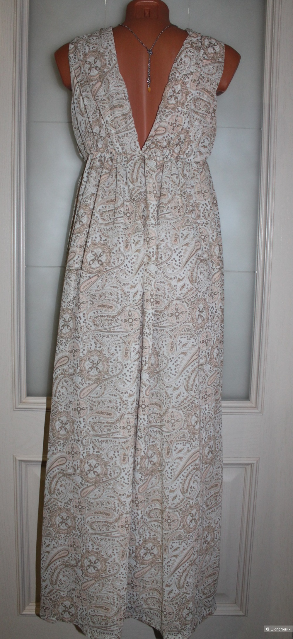 Длинный сарафан  H&M, размер евр. 36