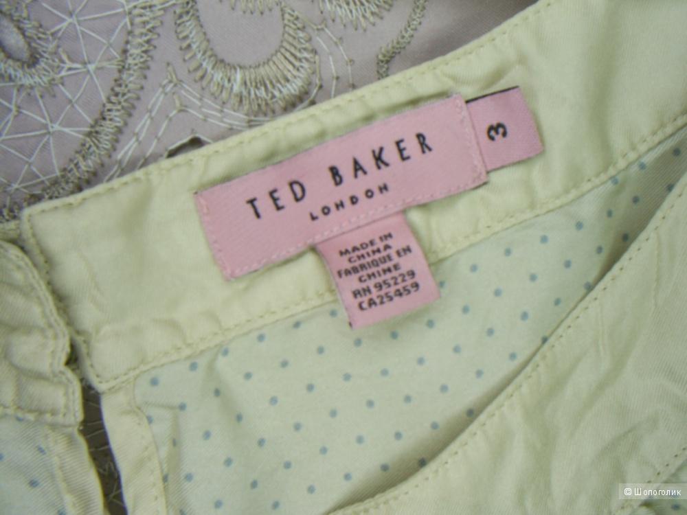 Блузка Ted Baker р 3 анг. на 46- 48 рус