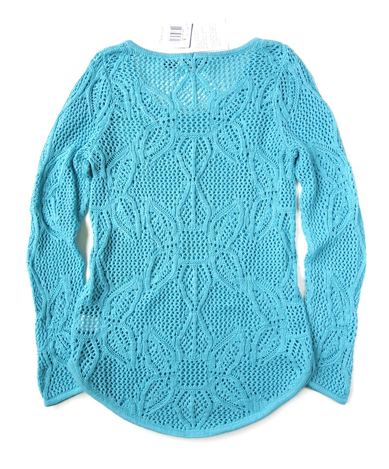 Ажурный свитер Jeanne Pierre S