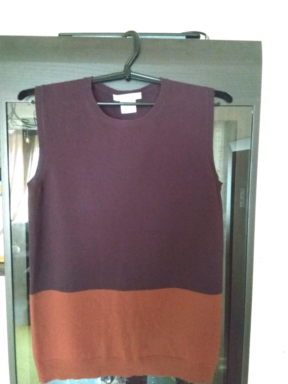 Кашемировый свитер LAMBERTO LOSANI, размер S(42-44)