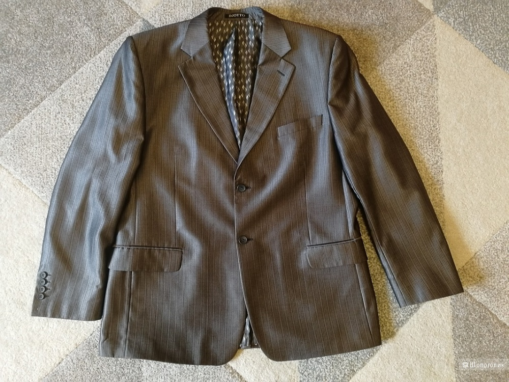 Мужской костюм, La Djotto, размер 58