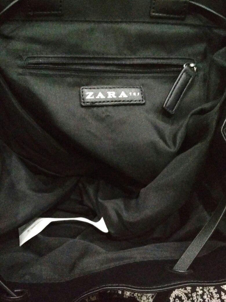 """Рюкзак """"Зара"""" plus size"""